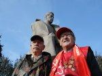 Защитники армии и флота России пришли к маршалу Василевскому
