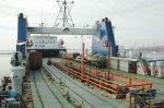 Балтийск – Усть-Луга. Перевезено свыше 500 тыс. тонн груза