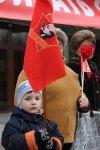 Красный Калининград вышел на улицы
