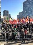 Митинг протеста на Новом Арбате. Хроника событий
