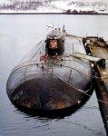 К месту гибели «Курска»