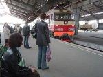 Поезда меняют время