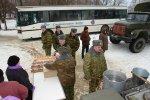 Посёлок Донское снова готов к обороне