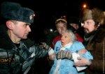 «Похороны Конституции» в Калининграде