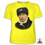 Путин боится революции