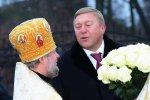 Калининградский мэр стал священником?
