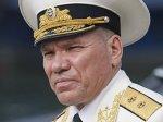 Командующего Балтфлотом отстранили от должности