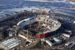 Стадион СМ в Калининграде атаковали голодные рабочие