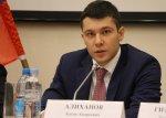 Любит ли футбол Антон Алиханов?