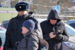 «Рудников с нами!», – кричали в лицо полицейским калининградцы