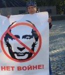 Она не испугалась Путина