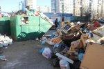 И снова про жизнь...  Верней, про мусор