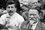 С именем сталинского палача живём